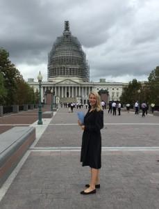 At U.S. Capitol